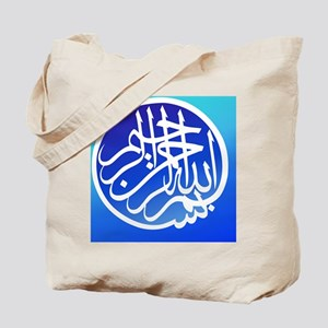 980bd5bf36 Islamic Art Canvas Tote Bags - CafePress