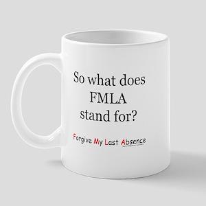 1fmla Mugs