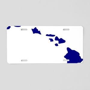 us_hawaii Aluminum License Plate