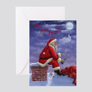 Funny christmas greeting cards cafepress greeting card m4hsunfo