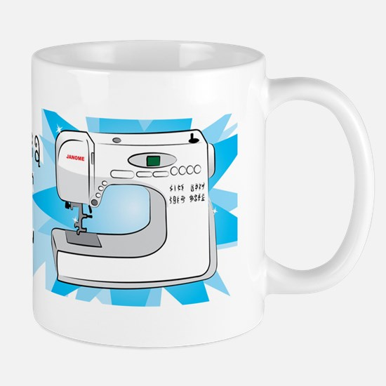 MyOtherCarisAJanome Mug