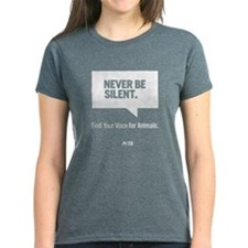 Ladies Never Be Silent T-Shirt
