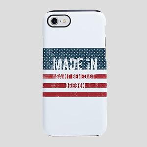 Made in Saint Benedict, Oregon iPhone 7 Tough Case