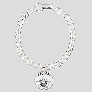 Chicago police Charm Bracelet, One Charm