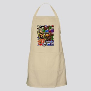 Royal Flush Games of Skill and chance 12 x  Apron