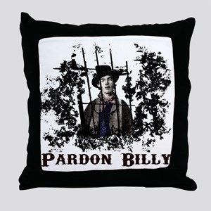 Pardon Throw Pillow
