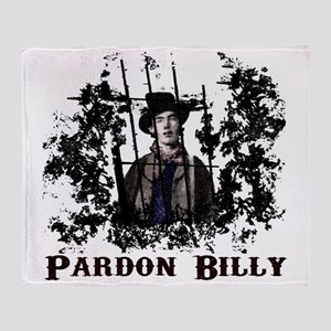 Pardon Throw Blanket