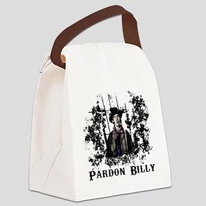 Pardon Canvas Lunch Bag