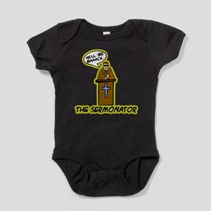 The Sermonator Baby Bodysuit