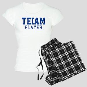Teiam Player Women's Light Pajamas