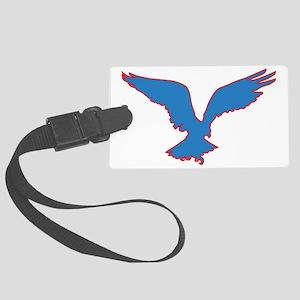 Hawk Large Luggage Tag