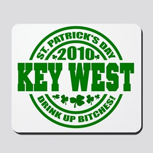 KEY WEST Drink up 10_p01 Mousepad