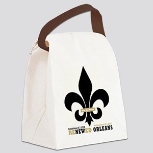 Renewed Canvas Lunch Bag