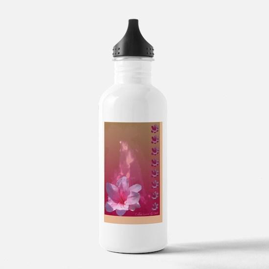 Cupid-print Water Bottle