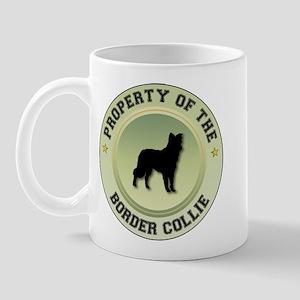 Collie Property Mug