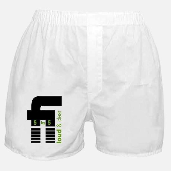 5by5lac-logo Boxer Shorts