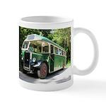 vintage bus Mugs