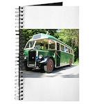vintage bus Journal