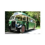 vintage bus Wall Sticker
