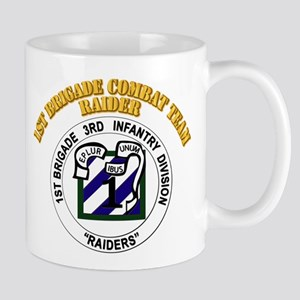 DUI - 3rd Infantry Division - 1st BCT - Raider wit