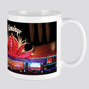 Las Vegas Flamingo Customized Large Mugs