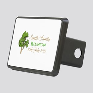 Customized Family Reunion Rectangular Hitch Cover