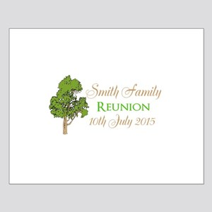 Customized Family Reunion Poster Design