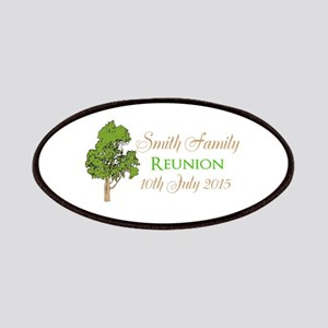 Customized Family Reunion Patches