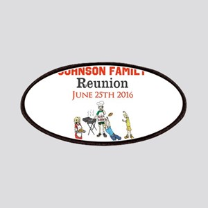 Custom Family Renion BBQ Patches