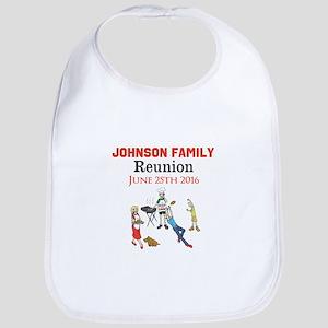 Custom Family Renion BBQ Bib