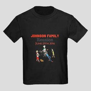 Custom Family Renion BBQ T-Shirt