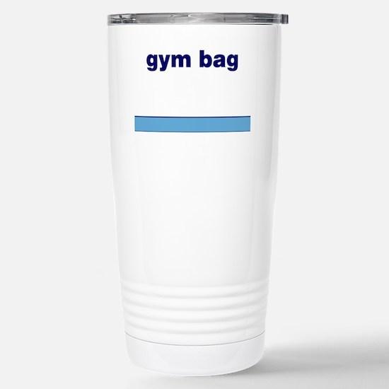 Generic-Gym-Bag Stainless Steel Travel Mug