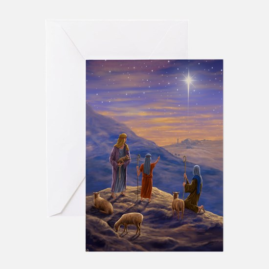 Bethlehem Greeting Card