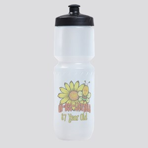 UNBELIEVABLEat87 Sports Bottle