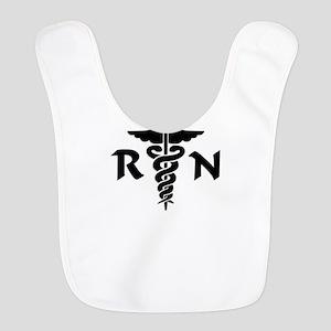 RN Nurse Medical Symbol Bib