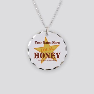 Local Honey Necklace