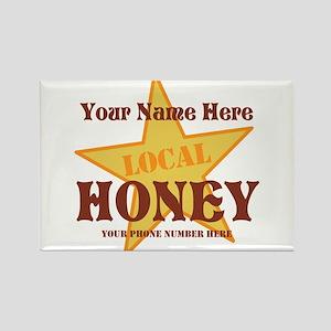 Local Honey Magnets