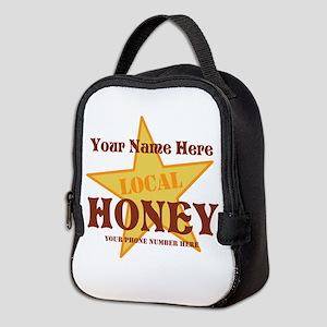 Local Honey Neoprene Lunch Bag