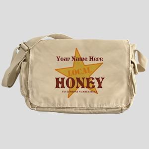 Local Honey Messenger Bag