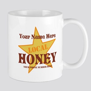 Local Honey Mugs