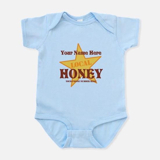 Local Honey Body Suit
