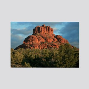 bell rock2 Rectangle Magnet