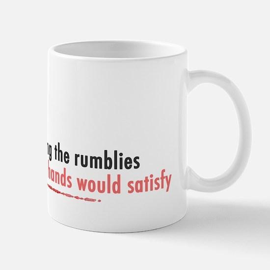 fix2-handswhite Mug