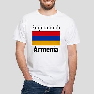 Armenia F+B T-Shirt