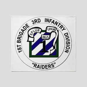 DUI - 3rd Infantry Division - 1st BCT - Raider Thr