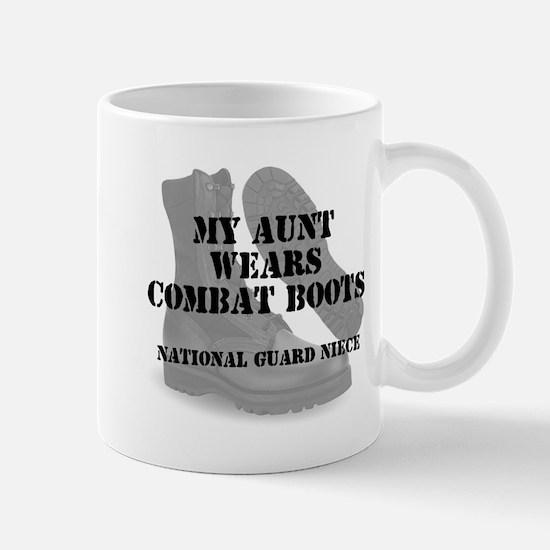 National Guard Niece Aunt wears CB Mugs