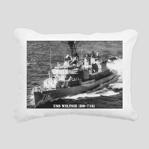 wiltsie framed panel pri Rectangular Canvas Pillow