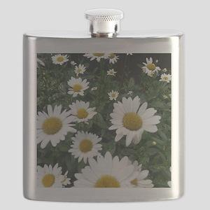 Daisy Field Flask