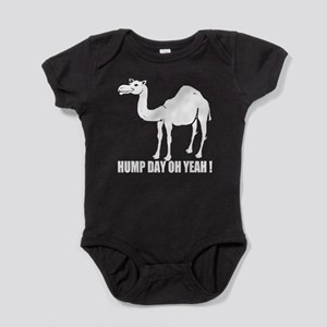 Hump day oh yeah Baby Bodysuit