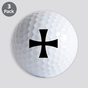 Cross Formee - Black Golf Balls